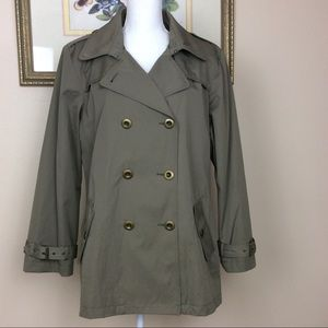 Like New! Worthington Spring Coat/Jacket Size XL